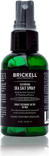 Brickell Mens Texturizing Sea Salt Spray-59ml