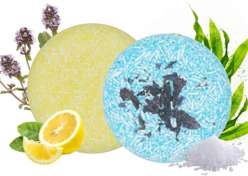 Natural Shampoo Bar-Lemon And Seaweed