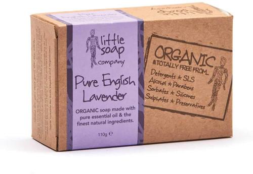 Little Soap Company Soap Bar-English Lavender