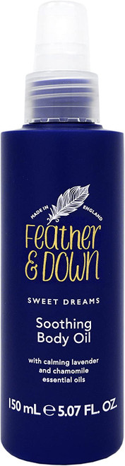 Feather and Down Sweet Dream Soothing and Moisturising Body Oil - 150ml