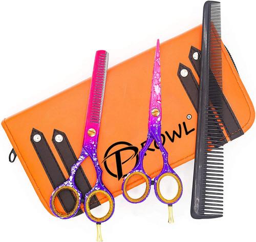 PROWL Hairdressing Scissors Set
