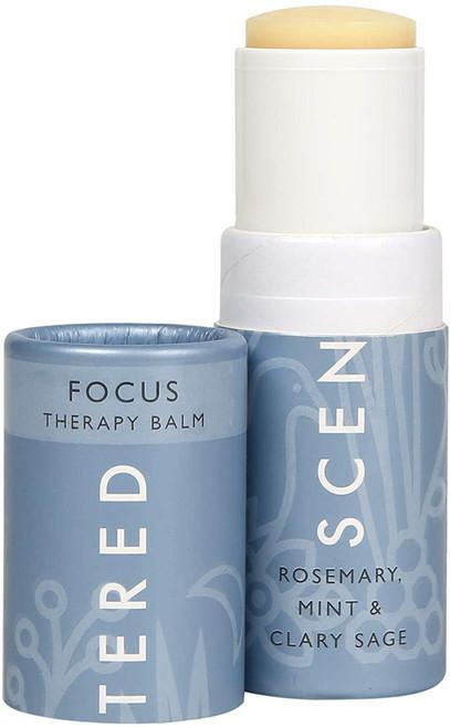 Scentered Non-Greasy Aromatherapy Balm Stick - Focus