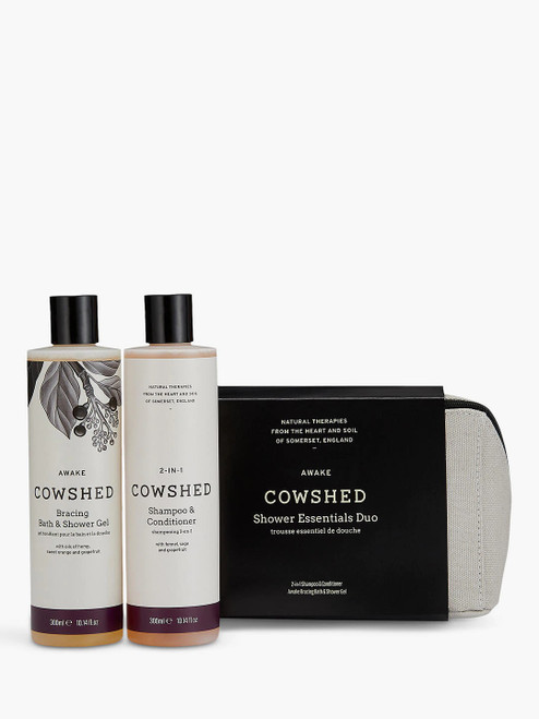 Cowshed Gift Set Awake Shower Essentials Bodycare