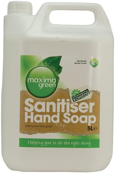 Maxima Anti bacterial Sanitiser Soap - 5 L