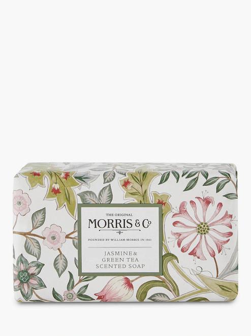 Morris & Co. Scented Soap Jasmine & Green Tea