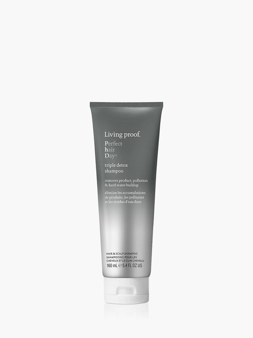 Living Proof  Triple Detox Perfect Hair Day Shampoo-160ml