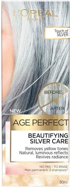 LOreal Age Perfect Colour Care-Silver