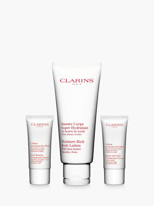 Clarins Gift Set Body Hydration Bodycare