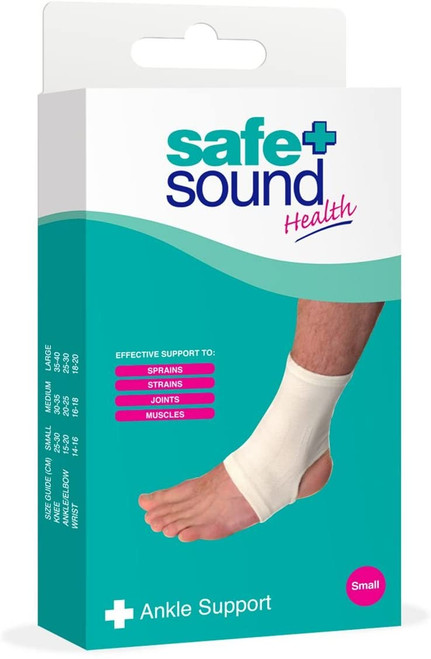 Safe and Sound Ankle Joints and Muscles Support - Small