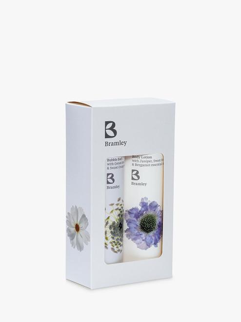 Bramley Delphinium Gift Bath Set
