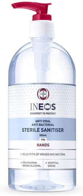 INEOS Hygienics Disinfect Hand Sanitiser - 500ml