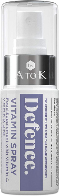 A to K Defence Energy Boost Vitamin Oral Spray