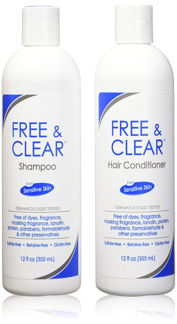 PHARMACEUTICAL Specialties Hair Conditioner and Shampoo Set