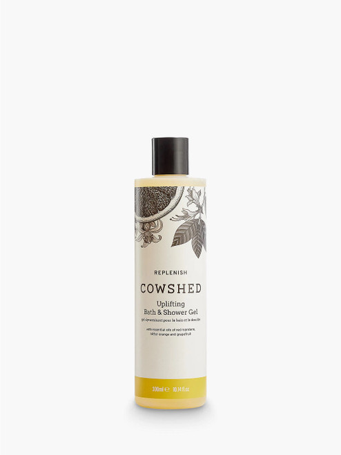 Cowshed Replenish Uplifting Bath and Shower Gel-300ml