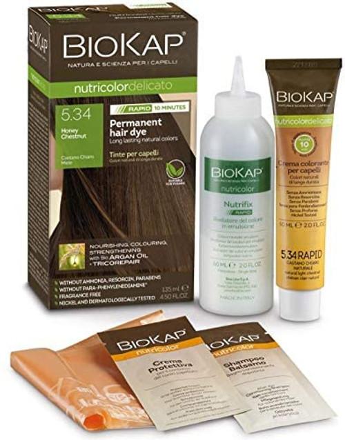 BioKap Honey Chestnut Rapid Hair Dye