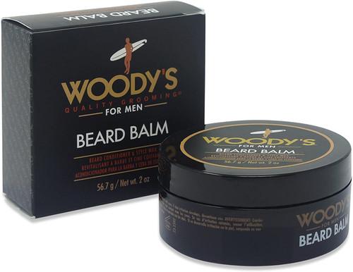Woodys Healthy Shine Refreshing Scent Beard Balm - 56.7 g