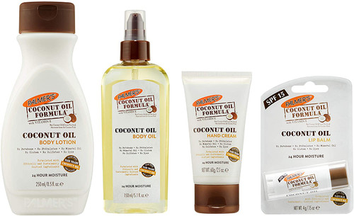 Palmer's Coconut Oil Body Care Set