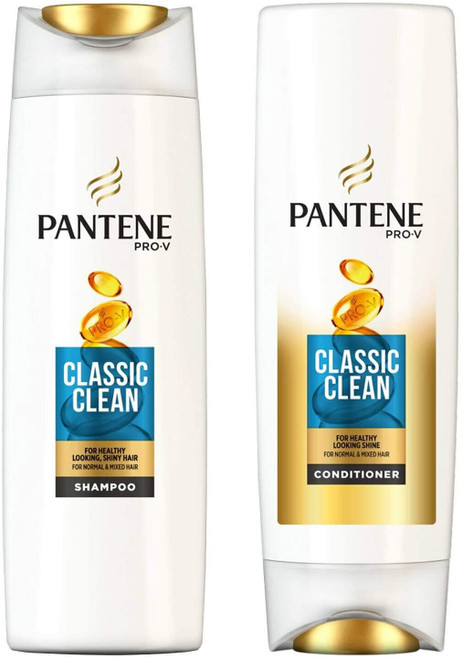 Pantene Pro V Classic Clean Shampoo And Conditioner Set