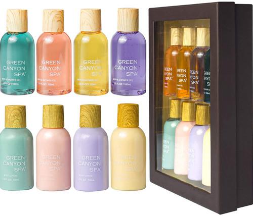 Body Wash and Lotion Bath Gift Box Set