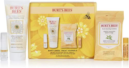 Burt's Bees Treat Yourself Moisturising Gift Set-4 Pcs