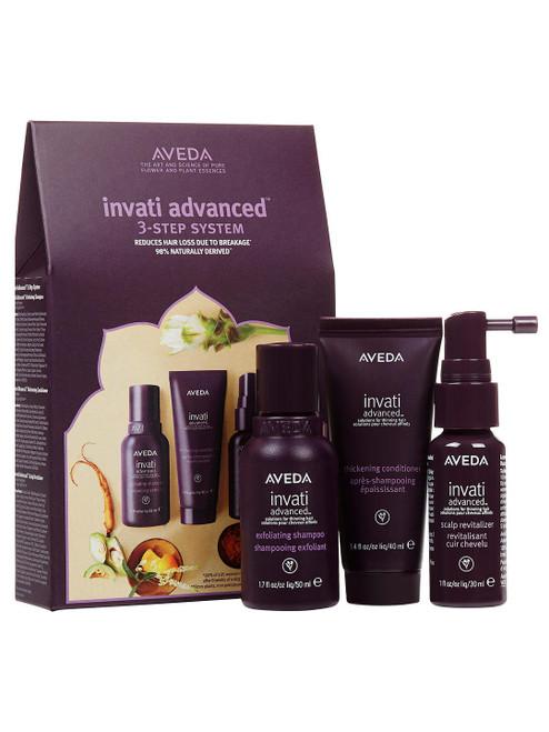 Aveda Invati Advanced 3-Step Travel Set
