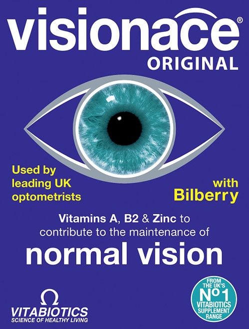 Vitabiotics Visionace General Eye Health Improved Tablets - 30