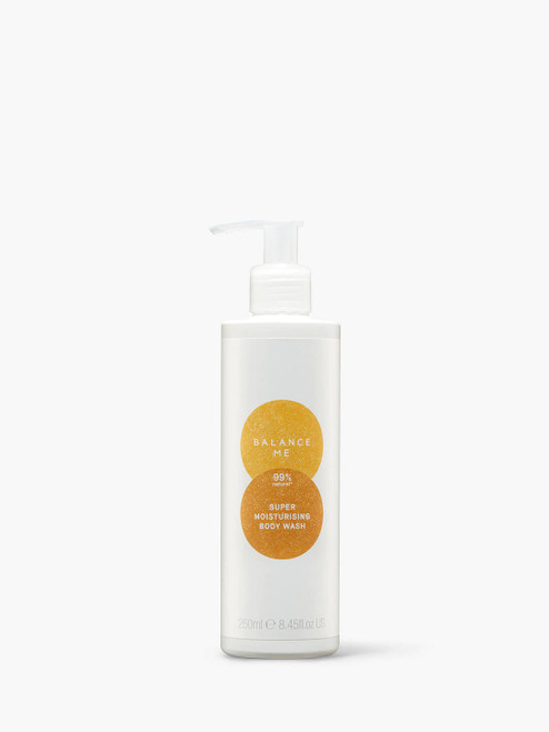 Balance Me Super Body Moisturising Wash-250ml