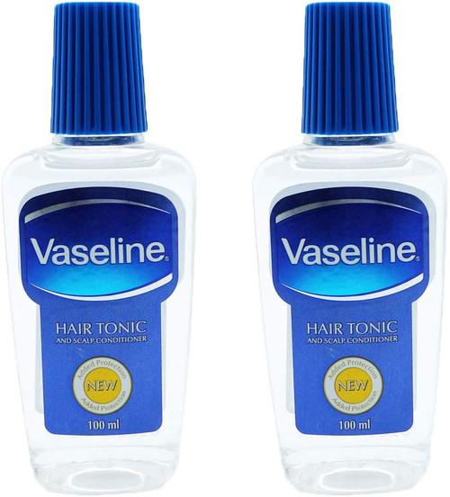 Vaseline Hair Tonic And Scalp Conditioner-2x100ml