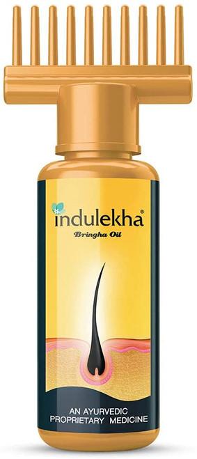 Indulekha Bringha Hair Oil Selfie Bottle-100ml
