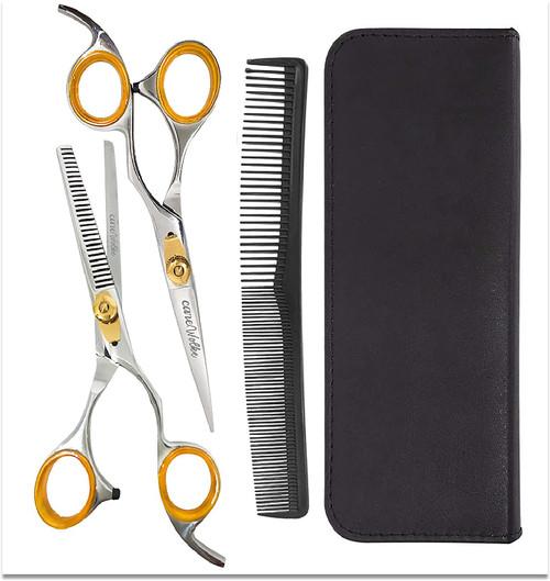 CareWolke Hairdressing Scissors Set