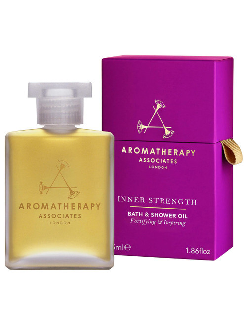 Aromatherapy Associates Bath and Shower Oil for Strength-55ml