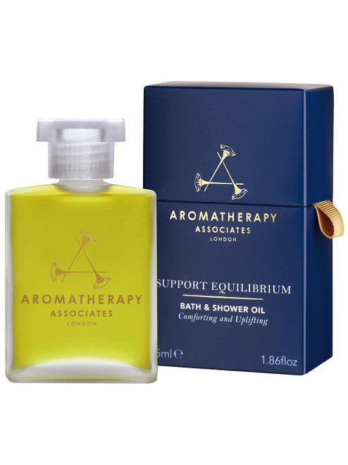 Aromatherapy Associates Bath and Shower Oil Support Equilibrium-55ml