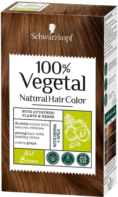 Schwarzkopf Vegan Hair Dye-Nut Brown