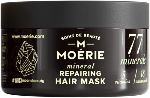 Moerie Mineral Hair Growth And Repair Mask
