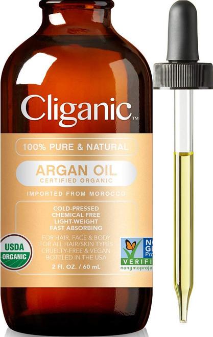 Cliganic USDA Organic Argan Oil