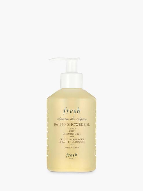 Fresh Bath & Shower Gel Citron de Vigne-300ml