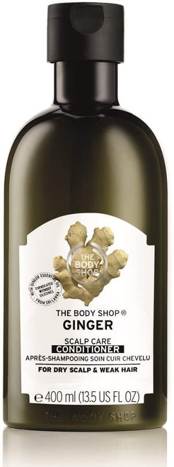 The Body Shop Ginger Scalp Care Hair Conditioner - 400ml