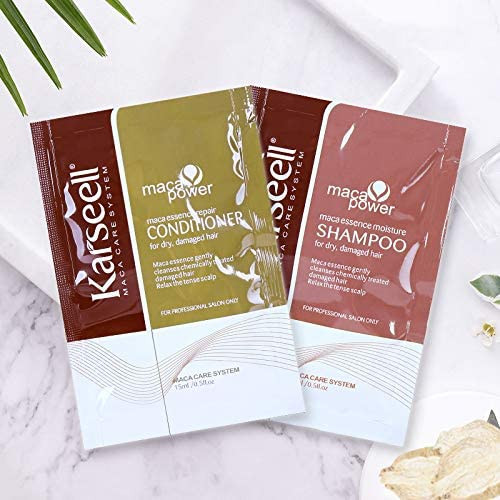 Karseell Travel Shampoo and Conditioner Set
