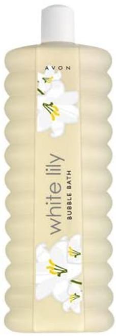 Avon Bubble Bath White lily-500ml