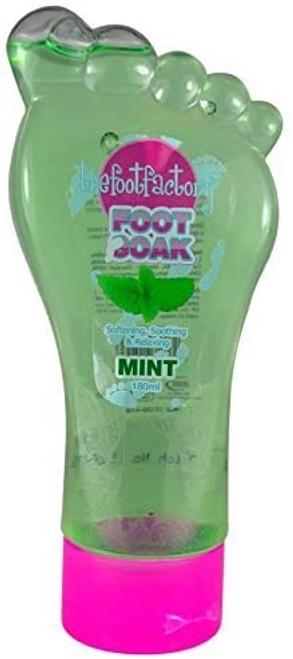 The Foot Factory Foot Soak Mint-180 ml