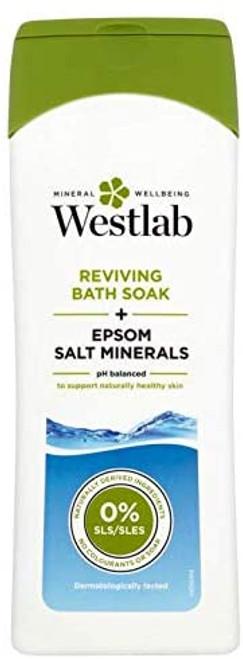 Westlab Reviving Bath Soak Pack of 1-400 g
