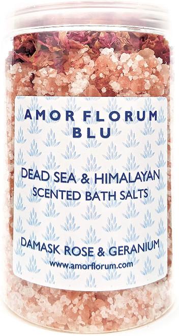Himalayan & Dead SEA Bath Salt-400g