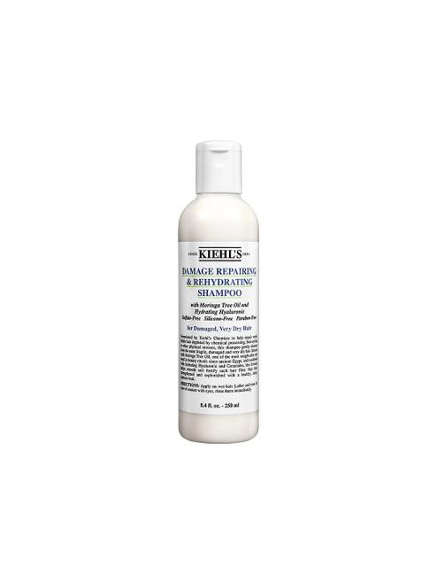 Kiehl's Damage Repairing & Rehydrating Shampoo-250ml