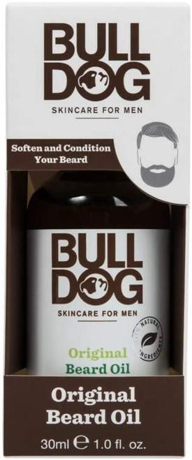 Bulldog Fast-absorbing and Softening Beard Oil - 30ml