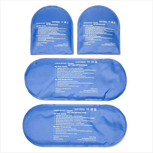 NatraCure Foot Pain Relief Replacement Gel Kit for Therapy Socks