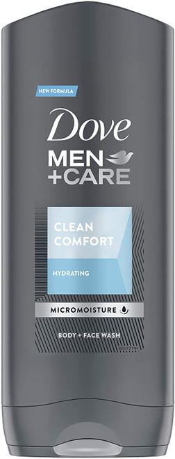 Dove Men And Care Clean Comfort Body wash
