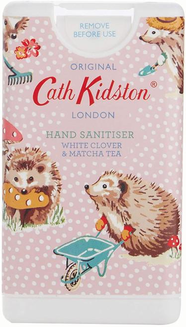 Cath Kidston White Clover and Matcha Tea Hand Sanitiser - Gardeners Club