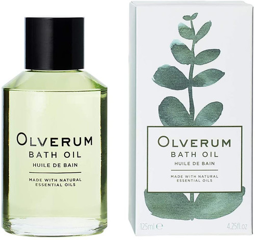 Olverum Muscle Soothing Bath Oil-125ml