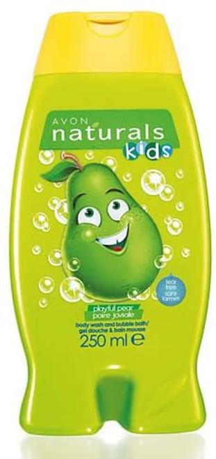 Avon Naturals Kids Body Wash and Bubble Bath-250 ml