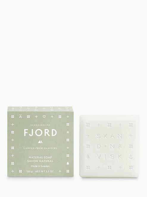 SKANDINAVISK Soap Fjord Bar-100g